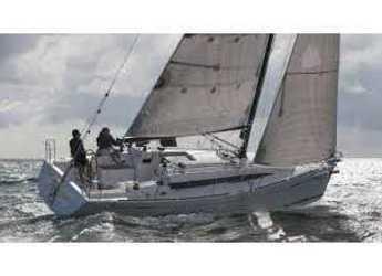 Chartern Sie segelboot in Marina Le Marin - Oceanis 41.1