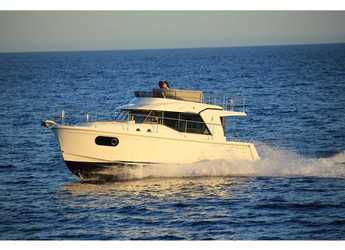Rent a motorboat in Trogir (ACI marina) - Beneteau Swift Trawler 30