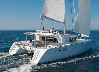 Louer catamaran à Alimos Marina Kalamaki - Lagoon 450  Flybridge