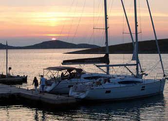 Alquilar velero Elan 40 Impression en Port Lavrion, Lavrion
