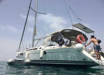 Rent a sailboat in Lefkas Nidri - Jeanneau Sun Odyssey 44i