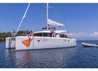 Chartern Sie katamaran Lagoon 39 in Preveza Marina, Preveza