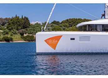Rent a catamaran in Preveza Marina - Lagoon 39