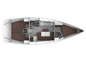 Chartern Sie segelboot Bavaria Cruiser 41 in Kos Port, Kos