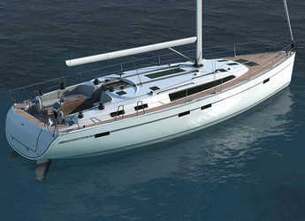 Rent a sailboat Bavaria Cruiser 46 in Port Lavrion, Lavrion