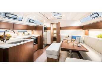 Rent a sailboat in Marina Gouvia - Bavaria Cruiser 46 Style