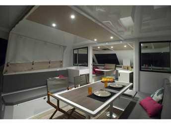 Rent a catamaran Nautitech Open 40 in Preveza Marina, Preveza