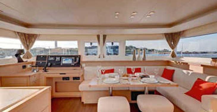 Alquilar catamarán Lagoon 450 en Port Louis Marina, Saint George´s