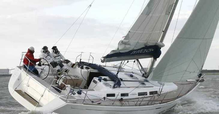 Alquilar velero Dufour 425 Grand Large en Port Louis Marina, Saint George´s