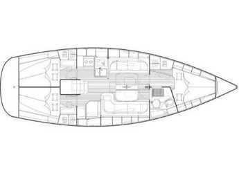 Chartern Sie segelboot Bavaria 38 Cruiser in Kos Port, Kos