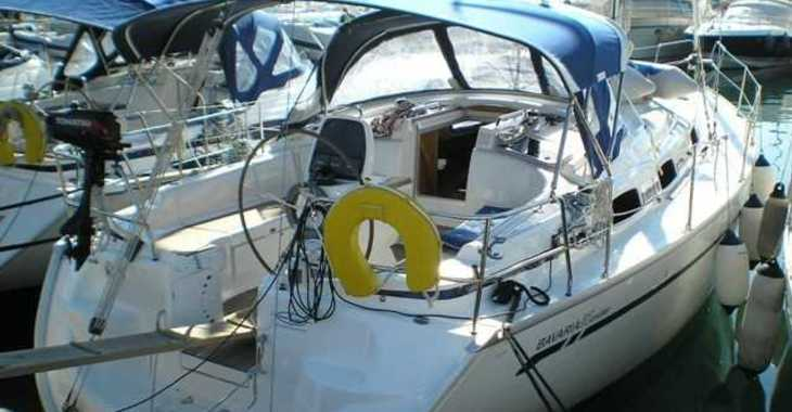 Rent a sailboat Bavaria 37 Cruiser in Marina Gouvia, Corfu