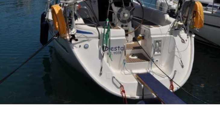 Rent a sailboat Bavaria 34 in Marina Gouvia, Corfu