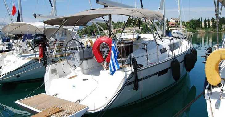 Rent a sailboat in Marina Gouvia - Bavaria Cruiser 37
