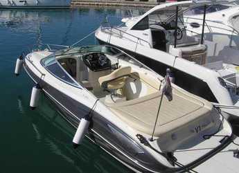 Rent a motorboat in Marina Sukosan (D-Marin Dalmacija) - Viper 203