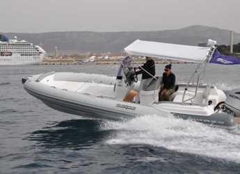Chartern Sie motorboot in Marina Sukosan (D-Marin Dalmacija) - Salpa Gran Soleil 23