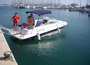 Chartern Sie motorboot in Marina Sukosan (D-Marin Dalmacija) - Glastron GS 219