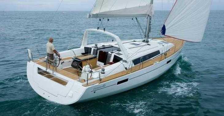 Alquilar velero Oceanis 45 en Zaton Marina, Zaton