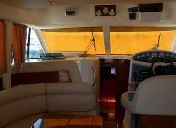 Alquilar lancha Jeanneau Prestige 32 Fly en Trget Port, Trget