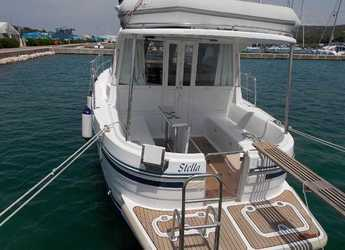 Rent a motorboat Adria 1002 in Trget Port, Trget