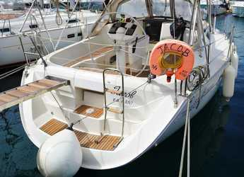 Rent a sailboat in Alimos Marina Kalamaki - Sun Odyssey 37.1