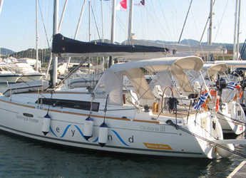 Rent a sailboat in Lefkas Nidri - Oceanis 31