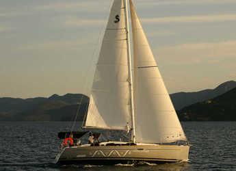 Chartern Sie segelboot in Lefkas Nidri - Oceanis 37