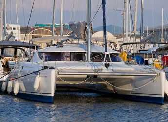 Rent a catamaran in Punat - Athena 38 (4+2 cab)
