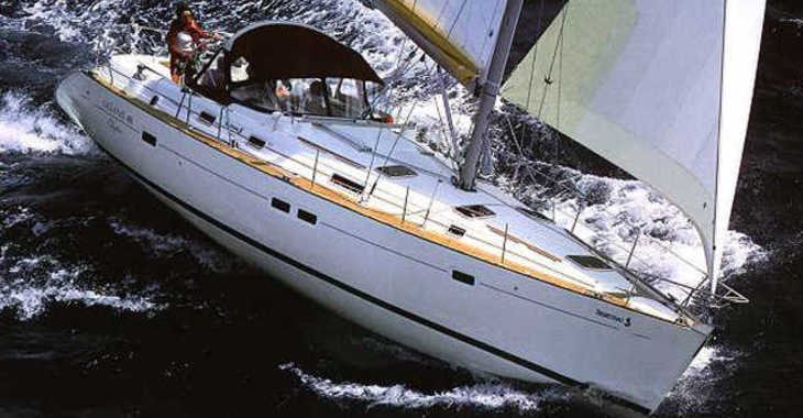 Rent a sailboat Oceanis 411 in Marina Kremik, Primosten