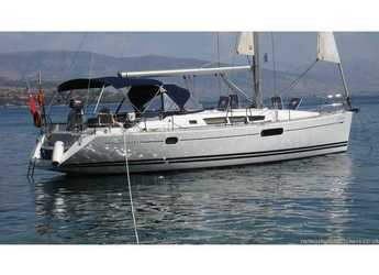 Rent a sailboat in Marina Gouvia - Sun Odyssey 44 i
