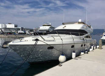 Rent a yacht in Marina Mandalina - Princess 52 Fly