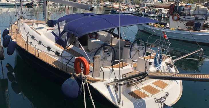 Rent a sailboat in Mykonos - Ocean Star 56.1