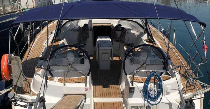 Rent a sailboat in Mykonos - Ocean Star 56.1