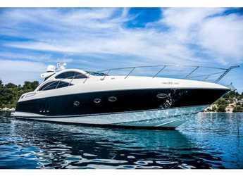 Rent a yacht in Split (ACI Marina) - Predator 62