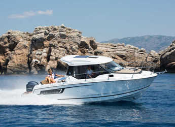 Rent a motorboat in SCT Marina Trogir - Merry Fisher 795