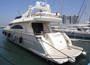 Rent a yacht in Marina Baotić - Amer 86