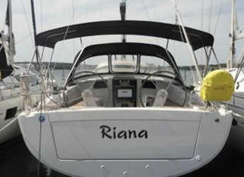 Louer voilier Hanse 385 à Pula (ACI Marina), Pula