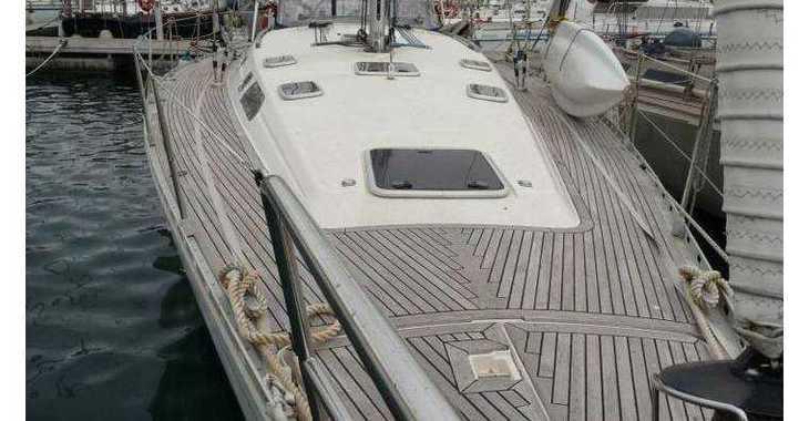Rent a sailboat in Pula (ACI Marina) - Dufour 50