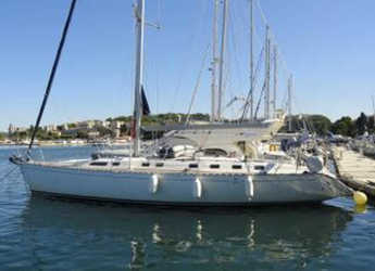 Rent a sailboat in Pula (ACI Marina) - Dufour 50