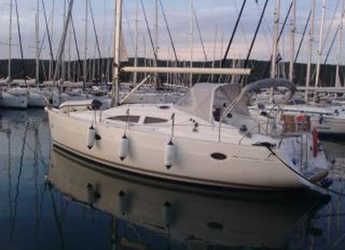 Rent a sailboat in Pula (ACI Marina) - Elan 384 Impression