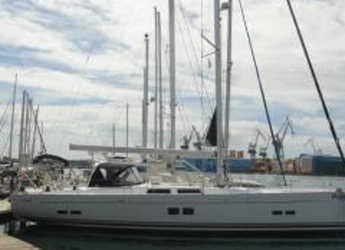Rent a sailboat in Pula (ACI Marina) - Hanse 575