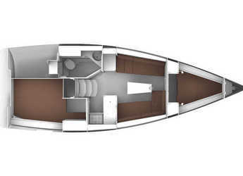 Chartern Sie segelboot Bavaria Cruiser 33 in Zaton Marina, Zaton