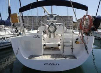 Rent a sailboat in Pula (ACI Marina) - Elan 333