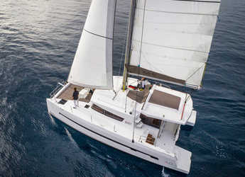 Rent a catamaran in Marina Gouvia - Bali 4.0