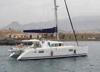 Rent a catamaran in ACI Marina Slano - Lagoon 440