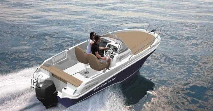 Rent a motorboat in Club Nautico de Altea  - Jeanneau Cap Camarat 5.5