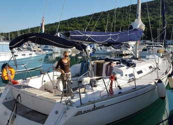 Rent a sailboat in Marina Kastela - Salona 45