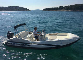 Rent a motorboat in Marina Kornati - Zar 57 WD