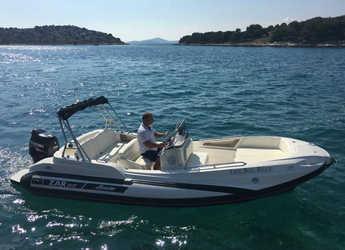 Alquilar lancha en Yacht kikötő - Tribunj - Zar 57 WD