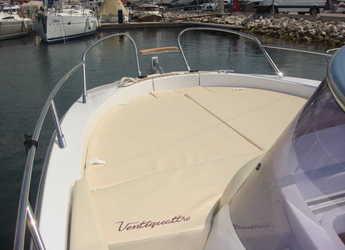 Alquilar lancha Sessa Key Largo 24 en Yacht kikötő - Tribunj, Tribunj