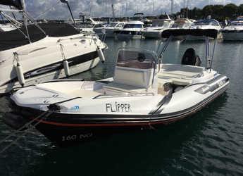 Alquilar lancha en Yacht kikötő - Tribunj - Zar 53 - Flipper